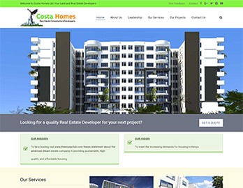 Web Design In Kenya By Nelium Systems - Home Of Quality Designs 2
