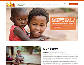 Web Design In Kenya By Nelium Systems - Home Of Quality Designs 4