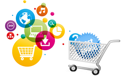 Ecommerce Websites design & Development - Nelium Systems