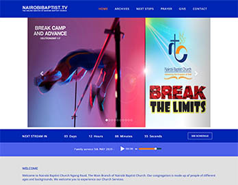 Web Design In Kenya By Nelium Systems - Home Of Quality Designs 8